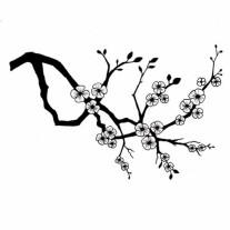 Lavinia Étampe Fleurs de cerisier