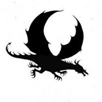 Lavinia Étampe Dragon Miniature