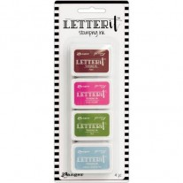 Ranger Letter It Mini Archival Ink Ensemble #2