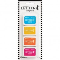 Ranger Letter It Mini Archival Ink Ensemble #3