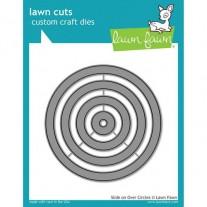 Lawn Fawn Matrice de découpe Cercles