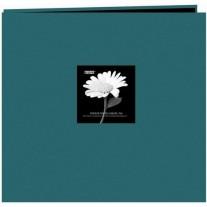 "Album Pioneer avec cadre en tissu 12 ""X12"" Teal"