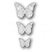Memory Box die Trio de Papillons