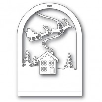Memory Box die Cabine Snowglobe