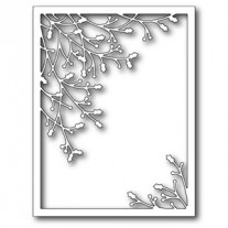 Memory Box Die Jolly Holly Frame