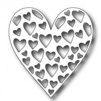 Memory Box Die Plein de Coeurs