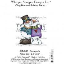 Whipper Snapper Étampe Snowpals
