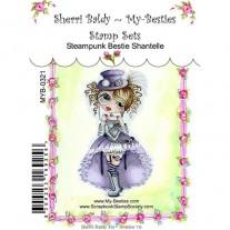 My Besties Étampe ensemble Steampunk Shantelle