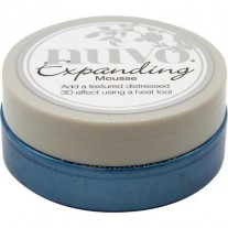 Nuvo Mousse Expensible Iced Aqua