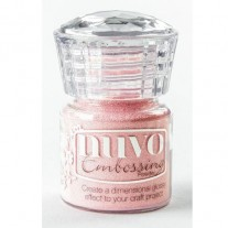 Nuvo Poudre embossage Rose