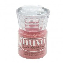 Nuvo Poudre embossage Rose Popsicle