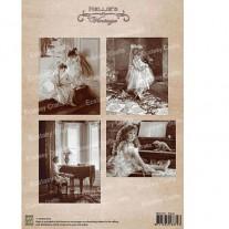 Nellie's Image Vintage Piano