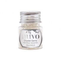 Nuvo Pure Sheen Gemstones Crystal Gems