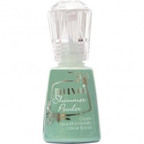 Nuvo Poudre Shimmer Green Parade