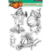 Étampe Penny Black Splendeur d'automne