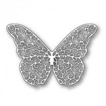 Poppystamps Dies Papillon Princesse