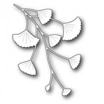 Poppystamps Dies Branche Gingko
