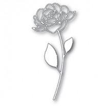 Poppystamps Dies Rose