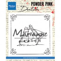 Marianne Design Étampe Voilier