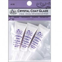 Quilling Crystal Clear Coat Glaze