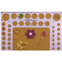 Circle Template Board pour Quilling