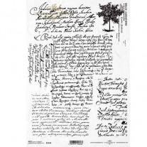 ITD Collection Papier de Riz Calligraphie