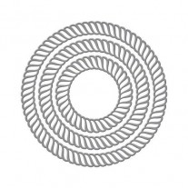 Spellbinders Shapeabilities Cercles torsadés