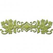 Spellbinders Shapeabilities Diamond Floral