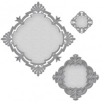 Spellbinders Nestabilities Savoy Decorative Element