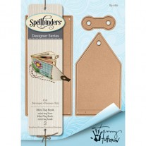 Spellbinders Shapeabilities Mini Tag Book