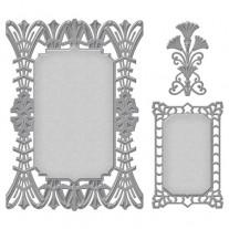 Spellbinders Nestabilities Astoria Decorative Accent