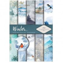 ITD Collection Pad 210 x 297 mm - Hiver