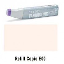 Copic Skin White Refill - E00