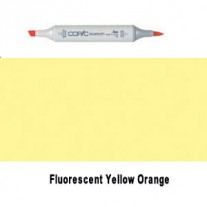 Copic Sketch FY1 - Fluo Yellow Orange