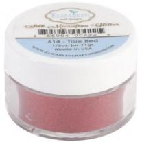 Elizabeth Craft Designs Microfine Glitter Rouge