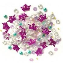 Buttons Galore Embellissements Rêves de Princesse