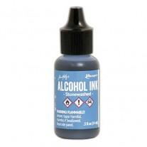 Alcohol Ink Stonewashed