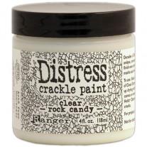 Tim Holtz Distress Crackle Paint Clear Rock Candy