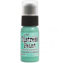 Tim Holtz Distress Paint Cracked Pistachio