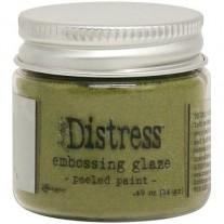 Distress Embossing Glaze Peeled Paint