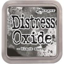 Distress Oxide Ink Black Soot
