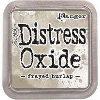 Distress Oxide Ink Frayed Burlap