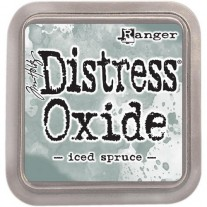 Distress Oxide Ink Iced Spruce
