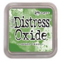 Distress Oxide Ink Mowed Lawn