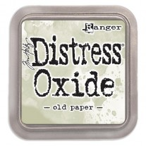 Distress Oxide Ink Old Paper