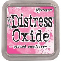 Distress Oxide Ink Picked Raspberry