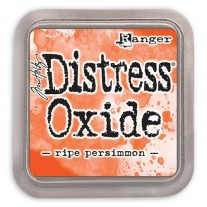 Distress Oxide Ink Ripe Persimmon