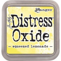 Distress Oxide Ink Squeezed Lemonade