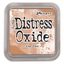 Distress Oxide Ink Tea Dye