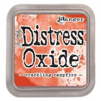 Distress Oxide Ink Crackling Campfire